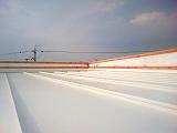 三重県伊賀市の狭小住宅 屋根