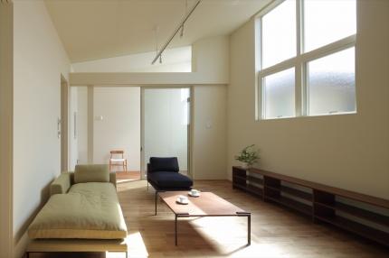 アパートの設計