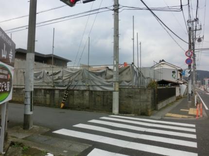 京都美容室解体 (2)