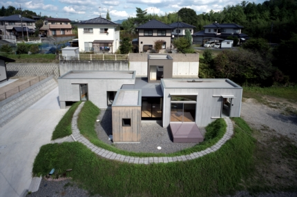 東広島の平屋