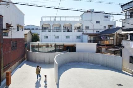 大阪の建築家写真