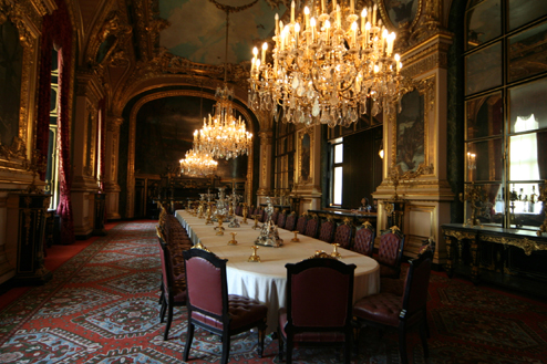 ナポレオンの部屋