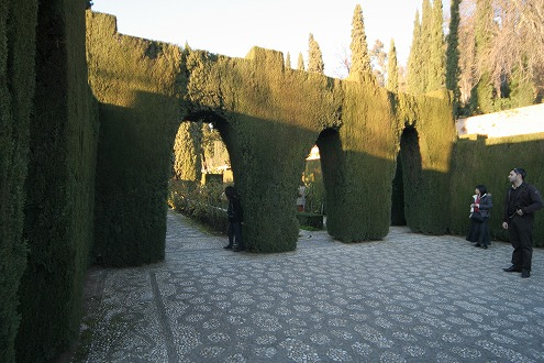 アルハンブラ宮殿36