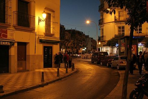 セビリアの街10