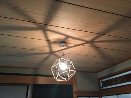 大阪箕面の和室