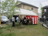 堺市での地鎮祭