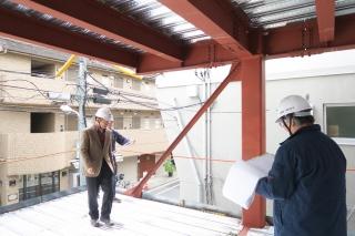 東京建て方