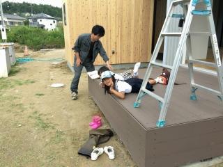 広島の家完了検査