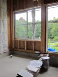 浴室からの景色