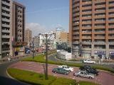 大阪:堺 Rue de Noel 駅から見る