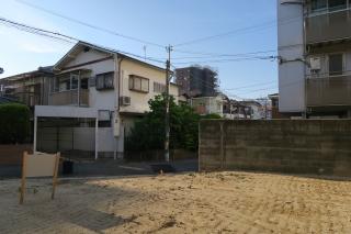 大阪の豊中の家