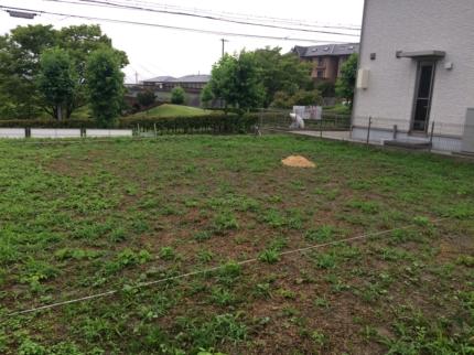 奈良平群の家地縄