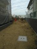 上野芝の家:敷地