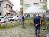 兵庫:西宮の家 地鎮祭