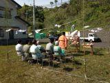 高知の地鎮祭