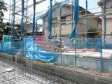 兵庫:西宮の家 隣地