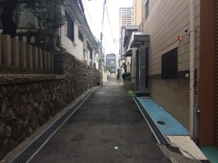 大阪市内の土地
