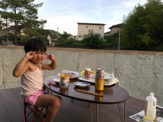 広島の家食事