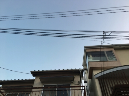 大阪阿倍野区の家