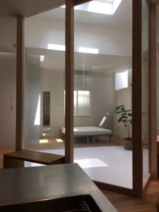 大阪堺の平屋藤原・室 建築設計事務所