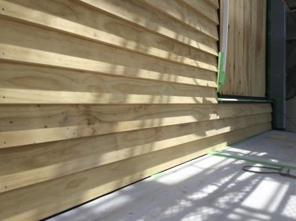 堺の三国ヶ丘外壁