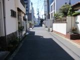 大阪狭小住宅の土地