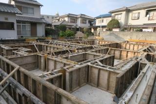 兵庫播州の家基礎