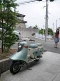 大阪:深井の家