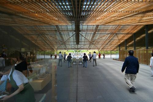 馬頭広重美術館3