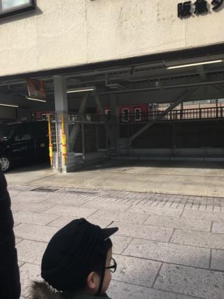 兵庫阪急岡本駅