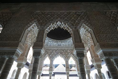 アルハンブラ宮殿13