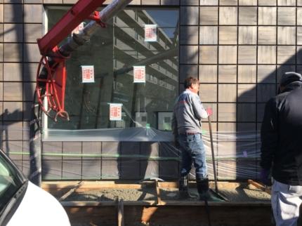 奈良学園前のお店建築家