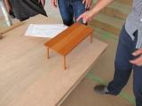 テーブル模型