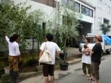 大阪:上野芝の家 花宇へ