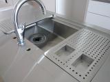 大阪:東住吉の家 キッチン水栓