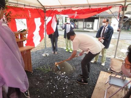 京都舞鶴地鎮祭 (3)