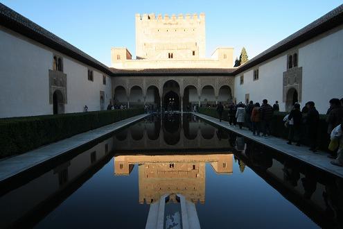 アルハンブラ宮殿8