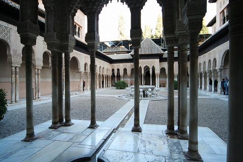 アルハンブラ宮殿14