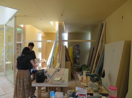 大阪堺住宅設計打合