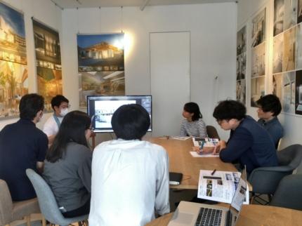 大阪事務所にて写真講座