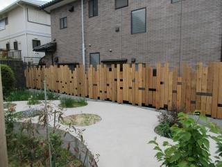 広島向洋の家植栽2