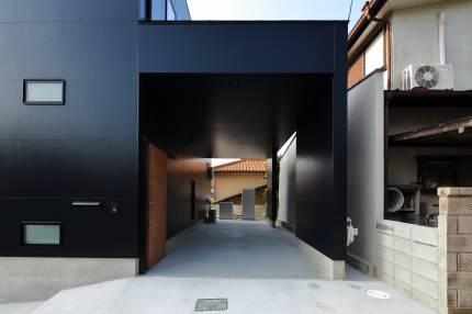 北茨木の家
