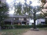 大阪市銅座公園