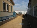 大阪:上野芝の家:敷地その後