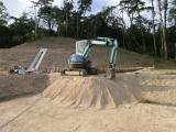 神戸の家掘方開始