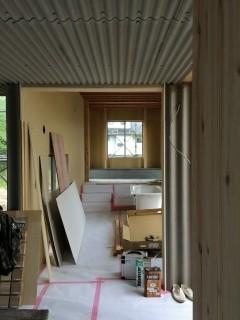 広島の家天井