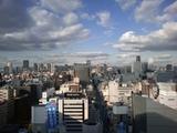 大阪の中心部