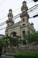 神戸ムスリムモスク!