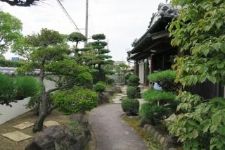 加古川の庭