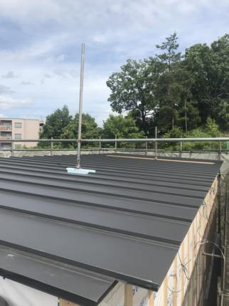 奈良学園前屋根板金